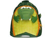 Samsonite crocodile backpack 31cm
