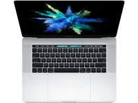 Sealed Apple MacBook Pro 2016 Touch Bar 512GB Silver