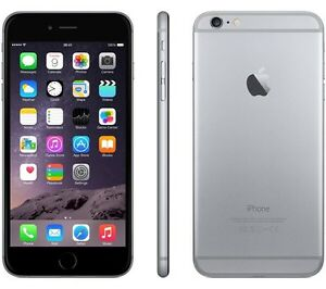 iPhone 6 Plus 16 GB space gray - Bell