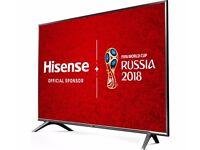 Hisense H55N5700UK 55 inch, 4K Ultra HD Certified, Freeview Play, Smart TV