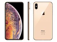 Apple iPhone XS Max Gold 64GB - Brand New Unopened & Unlocked