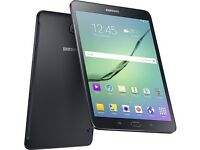 Samsung Galaxy Tab S2 Wi-Fi Tablet | Quad Core | Android Marshmallow | Black | Includes Book Cover