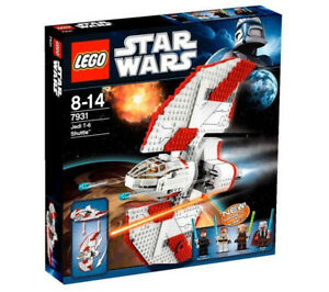 Lego Star Wars, Jedi Shuttle - 7931