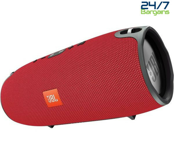 SALE JBL Xtreme Portable Wireless SplashProof Bluetooth Speaker
