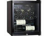 ESSENTIALS BLACK MINI WINE COOLER!!! GREAT FOR ANY OCCASION