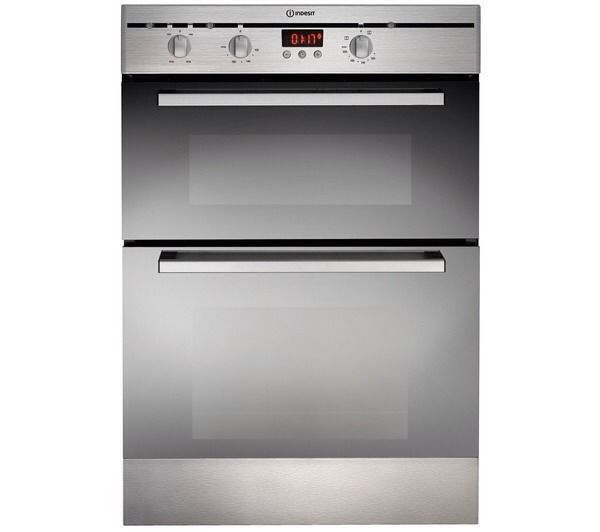 Indesit FIMD 23 IX S Built-in Electric Double Oven