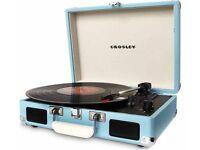 Brand New in Box, Crosley Cruiser Record Player