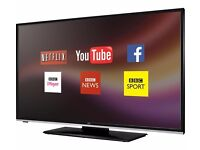 "New JVC LT-32C650 Smart 32"" LED TV Was: £189.99"