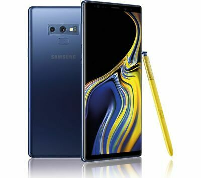 Samsung Galaxy Note9 SM-N960U1 - 128GB - Blue (Factory Unlocked) B Stock