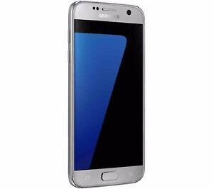 Brand New unlocked Samsung Galaxy S7 LTE Silver Titanium
