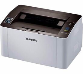 samsung Xpress M2026W Wireless Laser Printer fully refurbished 100% toner great deal value!