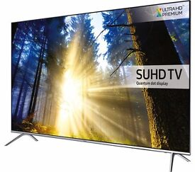 SAMSUNG 49 inch UE49KS7000UXXU 4K Quantum Dot Ultra HD HDR Premium Smart LED TV. NO ONE Connect Box