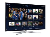 """50"""" Samsung Smart 3D LED TV with Built-In Wi-Fi and Freeview HD Full HD Warranty and delivered"""