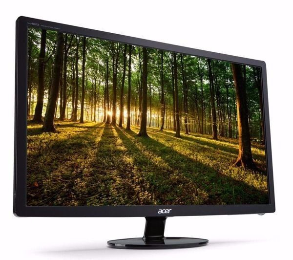 Acer S1 Series 27 inch LED Full HD 1080p Widescreen Monitor with HDMI 1920 x 1080in Harrow, LondonGumtree - Acer S1 Series 27 inch LED Full HD 1080p Widescreen Monitor HDMI 1920x1080 As new condition, hardly used Comes with stand and power adapter Offering stunning visuals with an array of connections and an elegantly slim form, the Acer S1 Series...