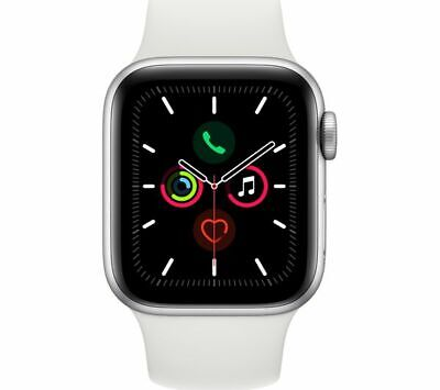 Apple Watch Series 5 - 40mm/44mm Aluminium Case in Space Grey/Silver/Gold | UK