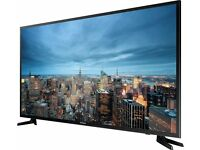"NEW Samsung 60"" UHD 4K Smart LED TV UE60JU6000 Voice Control WiFi Freesat - BARGAIN!!"