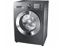 Perfect as NEW Samsung Washing Machine 7kg, EcoBubble, Graphite, A+++, 1400rpm, Only 2 weeks old