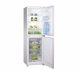 ESSENTIALS CIFF5012 Integrated Fridge Freezer - Ex-Display/New Inside - RRP £329.99