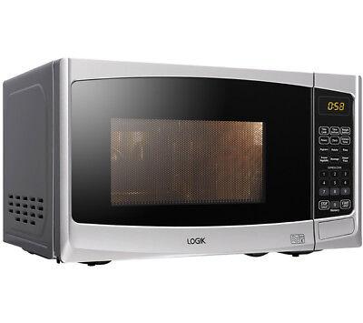 LOGIK L20MS14 Solo Microwave Capacity 20 litres 6 auto programs Silver