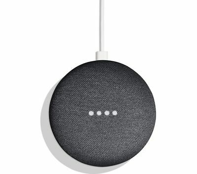 GOOGLE Home Mini Charcoal Compatible with iOS / Android