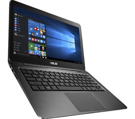 "BRAND NEW BOXED ASUS ZENBOOK UX305CA-FB005T 13.3"" Ultrabook, Core M3-6Y30, 8GB, 128GB, Win 10"