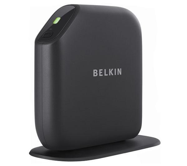 Belkin Wireless Home Network Router N150 Series 150Mbps F7D1301qaz