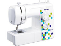 Brother LS14 Sewing Machine Excellent Condition + 22x thread