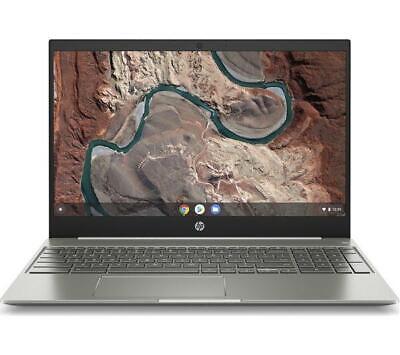 "HP ChromeBook, Intel Pentium Gold 4417U, 4GB RAM, 64GB eMMC, 15.6"" Laptop"
