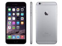 *Factory Unlocked - Good* Apple iPhone 6 Space Gray 16GB LTE/4G latest iOS 10.2.1