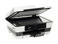 A3 scanner and printer