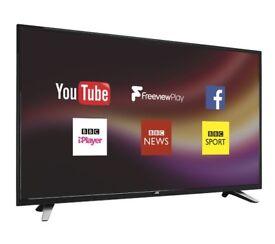 "JVC LT-55C760 55"" Full HD 1080p Smart LCD TV brand new"