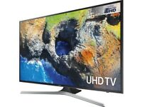 "50"" SAMSUNG SMART UHD 4K LED BRAND NEW BOXED UNUSED WITH ACCESSORIES"