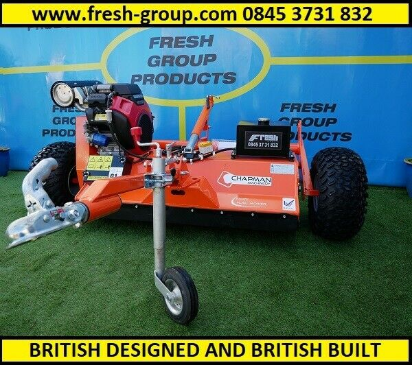ATV Flail Mower  Flail Mower  Quad Bike Flail Mower  Towable Flail Mower  |  in Burghfield Common, Berkshire | Gumtree