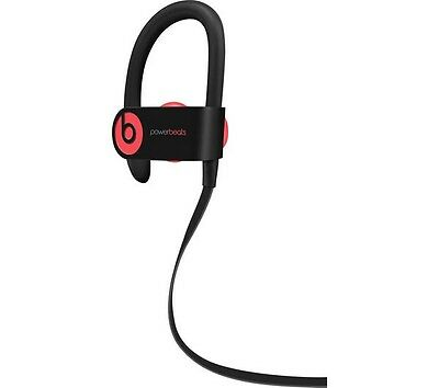 Brand New Sealed Beats by Dr. Dre Powerbeats3 Wireless Earphones - Siren Red