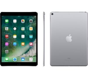 """Selling iPad Pro 10.5"""" 64GB, with Apple Leather Smart Cover"""