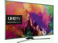 "Samsung 55"" UHD 4K Neno crystal SMART WI-FI HDDR HD FREEVIEW. MODEL UE55JU6800"