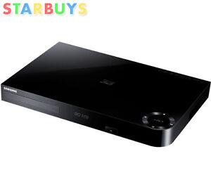 SAMSUNG BD-H8500M 3D Smart Blu-ray DVD Player - Freeview+ HD Recorder - 500 GB