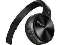 Brand New Sealed SONY MDR-ZX330BT Wireless Bluetooth Headphones - Black