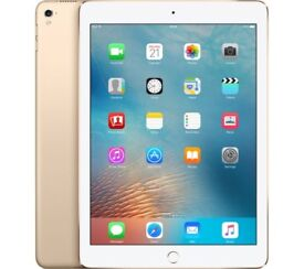 """APPLE 9.7"""" iPad Pro - 32 GB, Gold NEW WITH 12 MONTHS WARRANTY"""