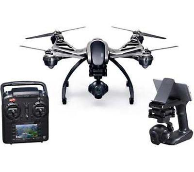 Yuneec Q500 4K Typhoon Quadcopter Drone RTF, CGO3 4K Camera, ST10+
