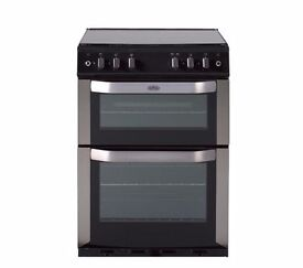 Belling Gas Cooker Ex con. Used for a short period before moving to a house with no gas supply.
