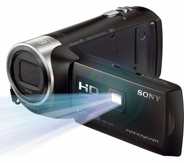 Sony HDR-PJ410 Projector Handycam