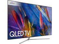 """SAMSUNG QE49Q7FAM 49"""" Smart 4K Ultra HD HDR QLED TV"""