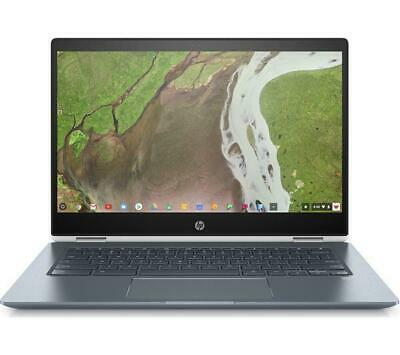 "HP ChromeBook x360, Pentium Gold 4415U, 4GB, 32GB eMMC, 14"" Touch Laptop"