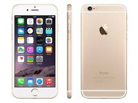 IPHONE 6 GOLD UNLOCKED 64GB