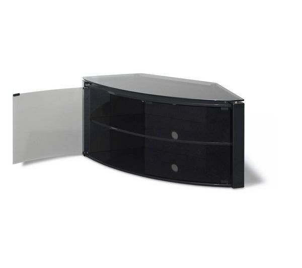 Techlink Corner Tv Stand For Up To 55 Inch Televisions