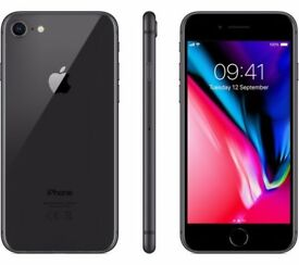 Apple iPhone 8 Space Grey Unlocked SimFree Brand New 64GB Ready to Collect or Local Delivery