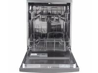 DISHWASHER - KENWOOD KDW60S16 Full-size Dishwasher in silver. Excellent condition. Grab a bargain.