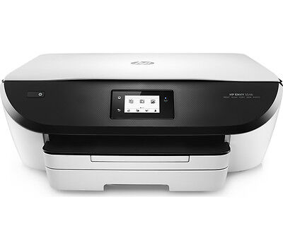 HP Envy 5546 Home Photo All-in-One Wireless Inkjet Printer, Up to 12 ppm