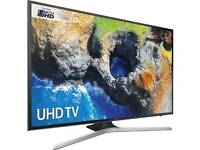 """Samsung Ue43mu6100 43"""" Smart UHD TV. Brand new boxed complete can deliver and set up."""